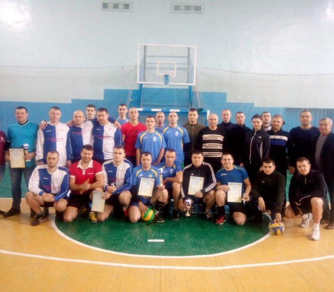 Першість СОО ФСТ «Динамо»України з волейболу серед команд ІІ групи КФК силових структур і правоохоронних органів області за програмою комплексних змагань «Динаміада-2019»