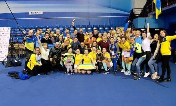 20-тий чемпіонат Європи з індорхокею серед жіночих команд