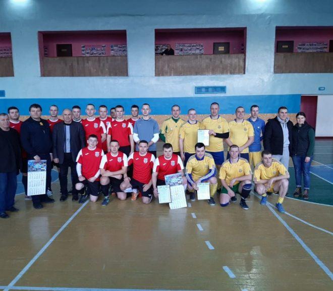 Турнір з міні-футболу присвячений дню Соборності України