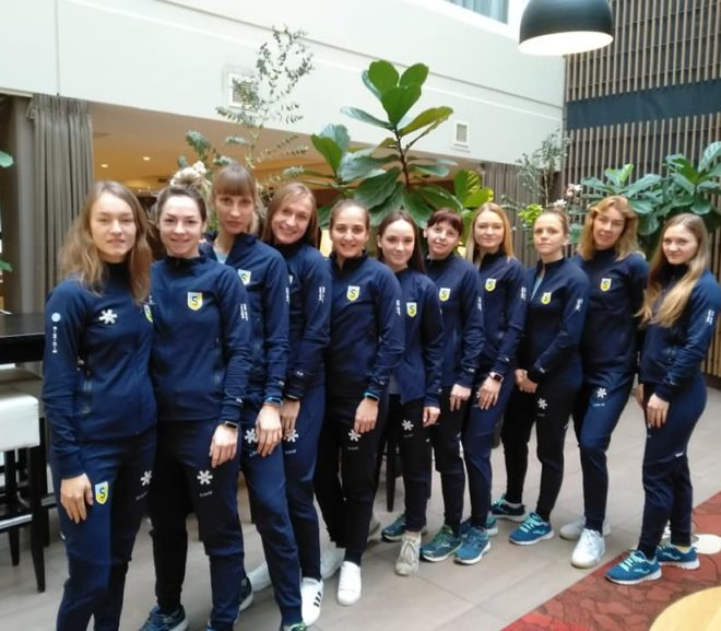 Кубок європейських чемпіонів з індорхокею серед жінок 2020 р.