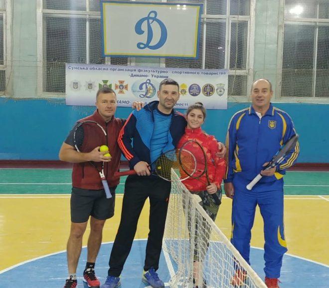 Перший турнір з великого тенісу.