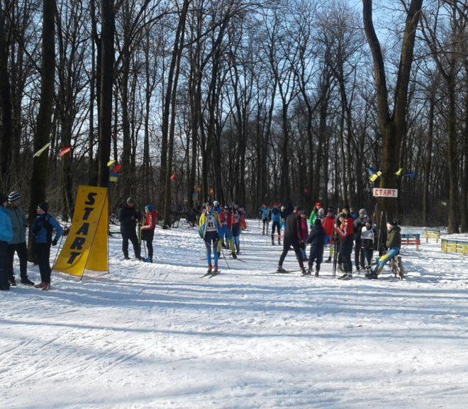 Чемпіонат області з лижних гонок на призи МСМК О.Ушкаленка
