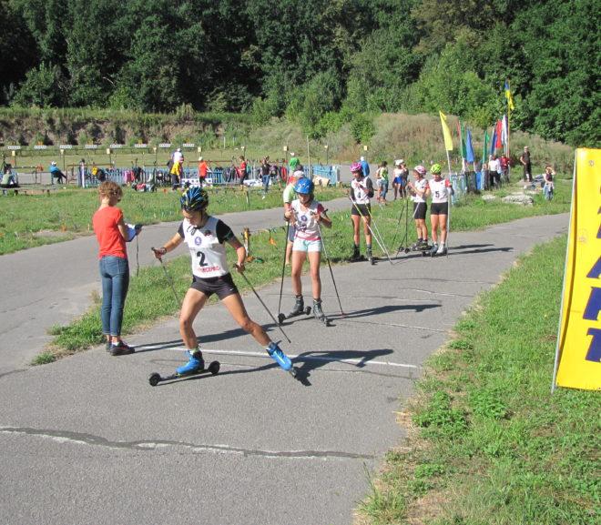 Справа честі – змагання з літнього біатлону памяті Р.Звонкова