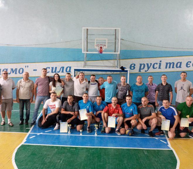 """""""Динаміада 2020"""" з волейболу. Відбіркові ігри другої групи"""
