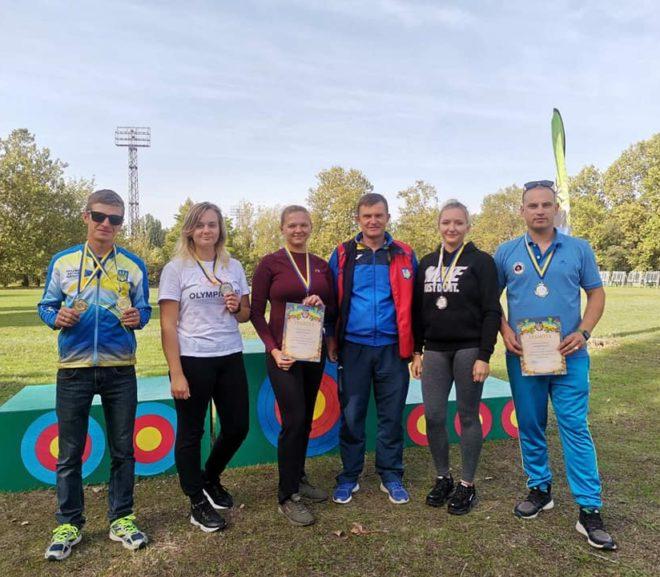 Фінал Кубка України зі стрільби з лука серед дорослих