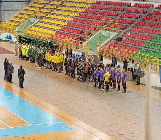 Чемпіонат СБУ з футзалу. Початок